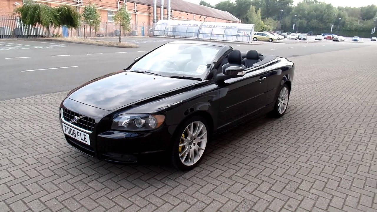 100 volvo convertible 2007 volvo c70 information and photos zombiedrive volvo c70. Black Bedroom Furniture Sets. Home Design Ideas