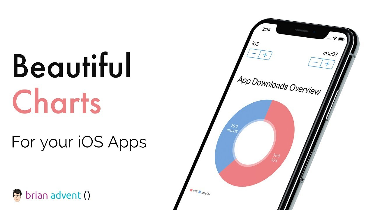 iOS Swift Tutorial: Create Beautiful Charts 📊