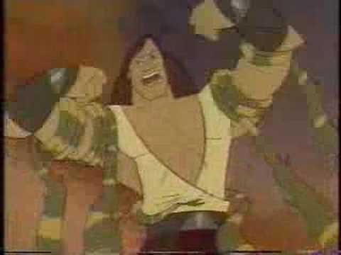 Hercules & xena: the animated movie commercial youtube