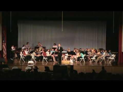 Everett Middle School Spring 2010 Concert