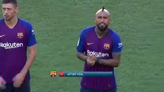 ברצלונה נגד בוקה ג'וניורס 0-3