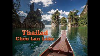 Тайланд.Пхукет.Озеро Чео Лан.Национальный парк Као Сок.Thailand .Khao Sok Lake.Cheow Lan Lake.