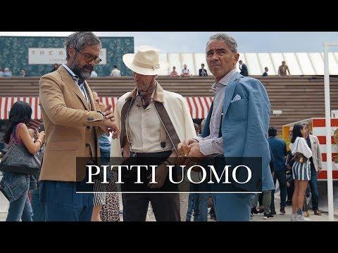 What is Pitti Uomo? | Best Italian Menswear Inspiration
