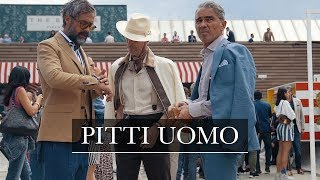 What is Pitti Uomo? | Best Italian Menswear Inspiration