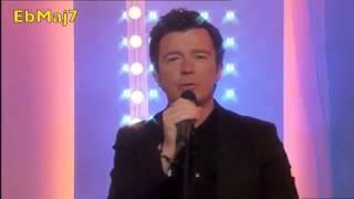 "Rick Astley's ""Never gonna give you up"" - Reharmonizator"