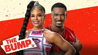 Bianca Belair and Montez Ford preview the WWE Draft: WWE's The Bump, Sept. 29, 2021