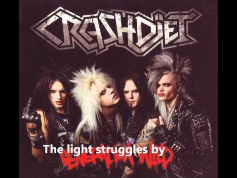 Crashdiet-armageddon (lyrics)