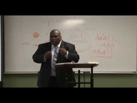 The Teaching, Sanctifying & Leadership Ministry of the Deacon