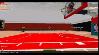 Roblox Basketball Alley Oop (INSANE)