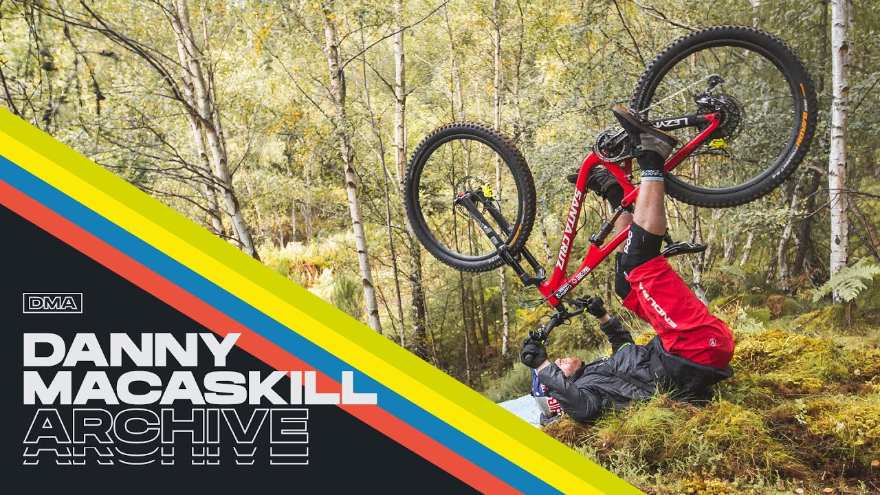Danny MacAskill - Archive - The Backwards Roll