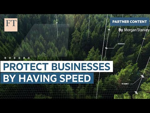 Protect businesses by having speed | FT Moral Money