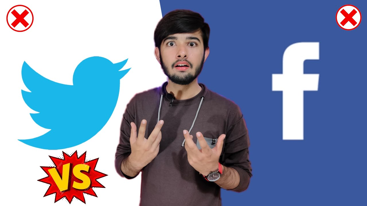 Download Twitter vs facebook | facebook vs twitter | which is better facebook or twitter | tech lecturer