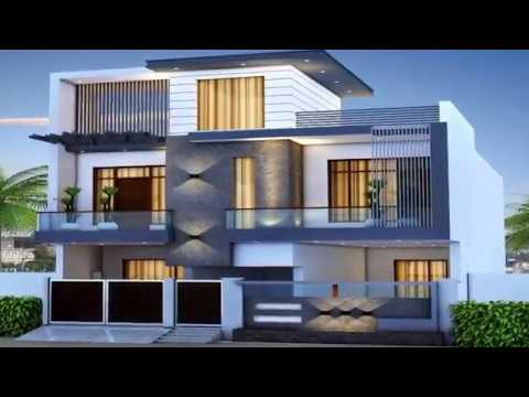 Modern Home Design Ideas Outside Exterior Design Ideas