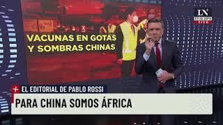 Vacunas en gotas y sombras chinas - El editorial de Pablo Rossi