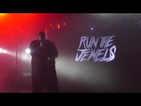 """Panther Like a Panther"" Run the Jewels@Electric Factory Philadelphia 1/11/17"
