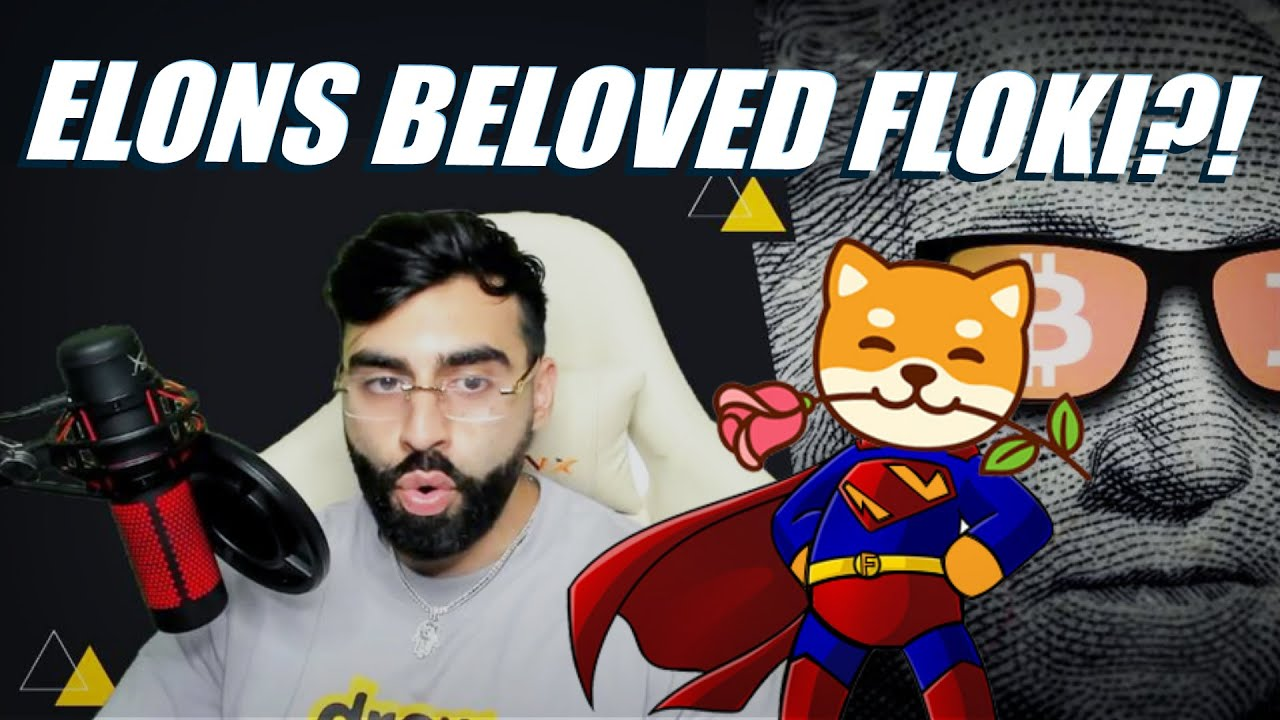 SUPERFLOKI IS THE MOST BELOVED TOKEN BY ELON?!! | THE FASTED 100X OUT RIGHT NOW?!