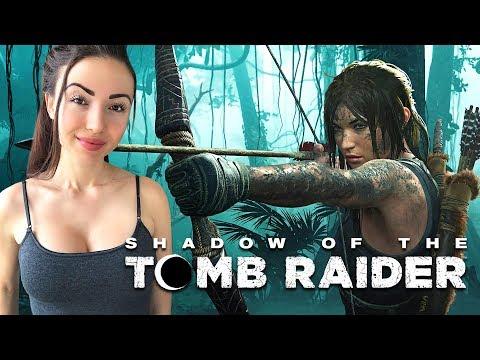 I'M LARA CROFT!! - Shadow of the Tomb Raider