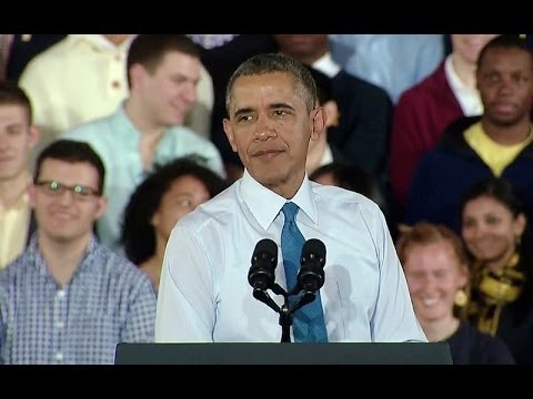 Remarks by the President on the Minimum Wage in Ann Arbor, Michigan