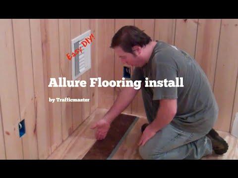 Comfortable 16X16 Floor Tile Big 17 X 17 Floor Tile Shaped 18 X 18 Ceramic Floor Tile 1X1 Floor Tile Young 2 Inch Hexagon Floor Tile Brown20X20 Ceramic Tile Allure By Trafficmaster Flooring Install (Grip Strip Planking ..
