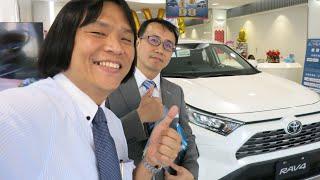 車車日記 TOYOTA 展示中心 參觀 2019 RAV-4 新車GOPR0423 thumbnail