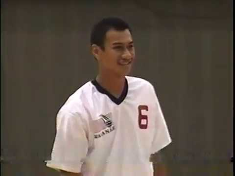 1998 OIA Boys Volleyball finals Pearl city vs Waianae