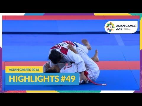 Asian Games 2018 Highlights #49