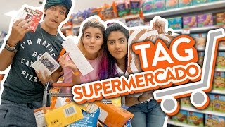 TAG OF THE SUPERMARKET | POLINESIO CHALLENGE  LOS POLINESIOS