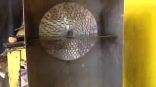 rallador de cocos industrial