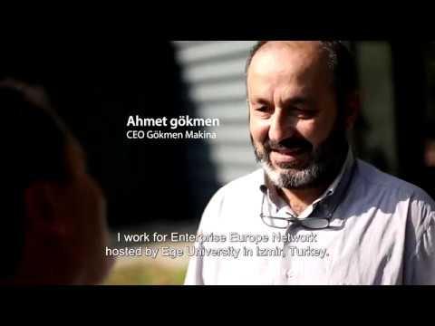 Enterprise Europe Network Award 2018: Gökmen Machinery, Turkey