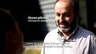 Enterprise Europe Network Award 2018: Gökmen Machinery, Turkey thumbnail