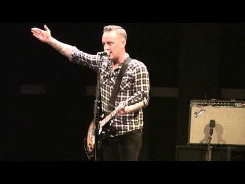 Dave Hause Live, Philadelphia PA 4 October 2013