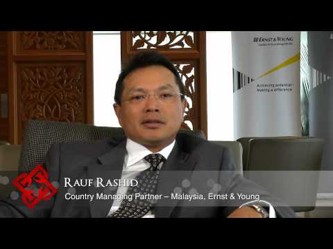 Executive Focus: Rauf Rashid, Country Managing Partner - Malaysia, Ernst & Young