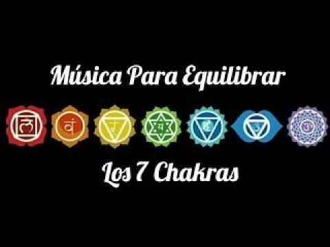 musica para armonizar los chakras
