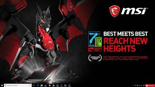 MSI GS63 Stealth Gaming Laptop Review - #MSIGaming #MSIIndia - 17.7mm Gaming Monster