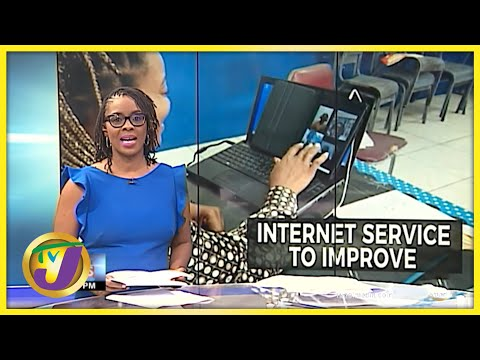 Telecoms Providers to Improve Online School   TVJ News - Sept 6 2021