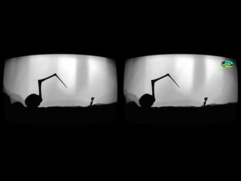 LIMBO 3D [Google Cardboard VR Box 360]Virtual Reality Headset Video