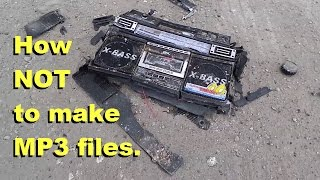 How NOT to create MP3 music from cassette (Feat. Techmoan) thumbnail