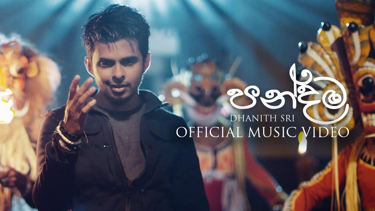 DHANITH SRI - Pandama (පන්දම) Official Music Video