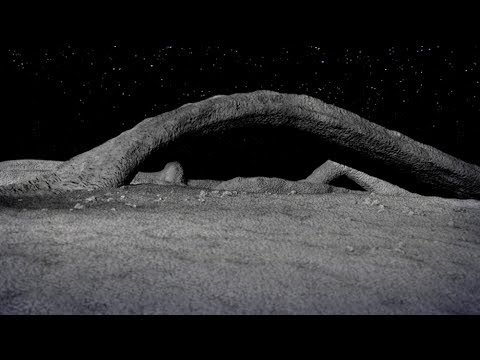 structures on the moon could it be aliens?