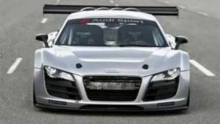 2009 Audi R8 GT3 Videos