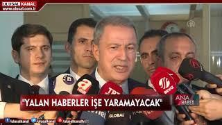 Ana Haber - 17 Ekim 2019 - Murat Şahin - Ulusal Kanal