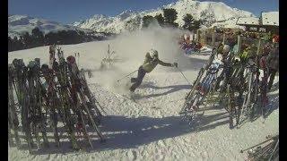 Download Video Quand t'es pas fait pour le Ski MP3 3GP MP4