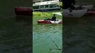 KAYAK bass FISHING PORTLAND OR