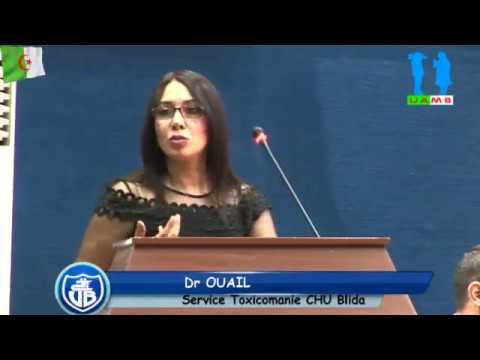 Neurobiologie de l'addiction, par: Dr OUAIL - Service Toxicomanie CHU Blida -