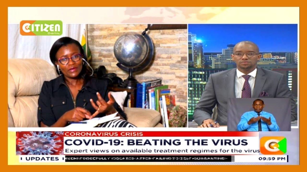 NEWSNIGHT   Experts views on available treatment regimes for coronavirus #Regime