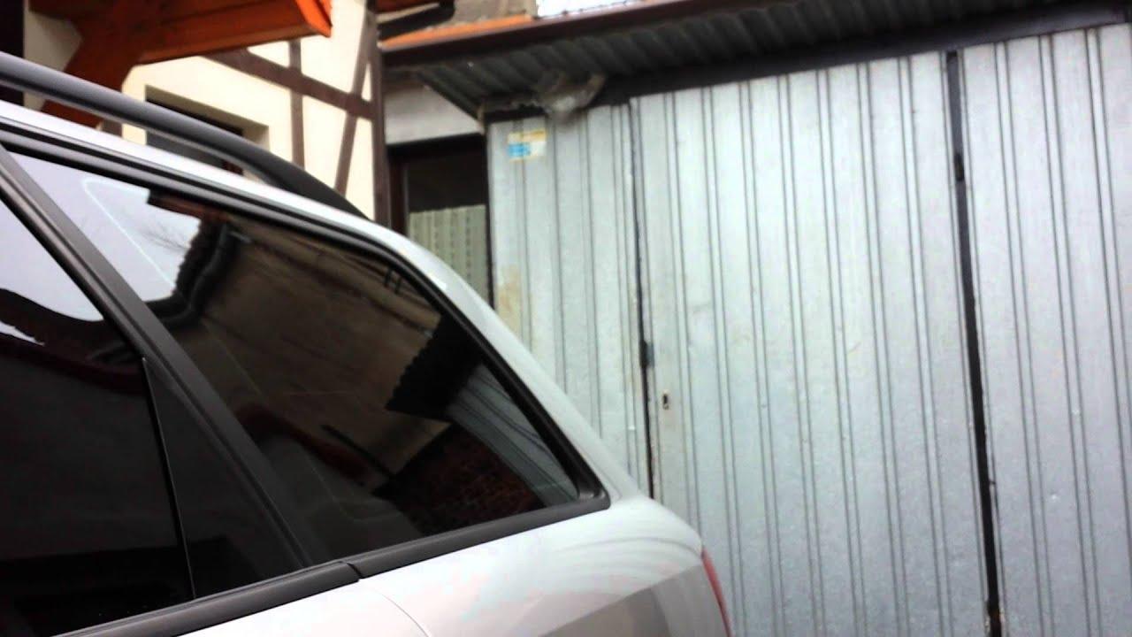 Przycisk Do Otwierania Klapy W Audi Youtube