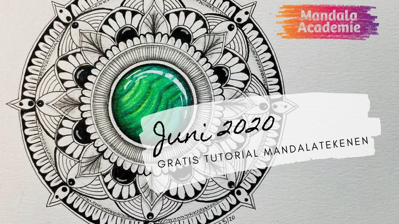 Maandelijkse Mandala Juni 2020