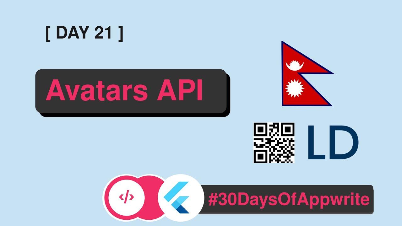 2️⃣1️⃣ #30DaysofAppwrite : Appwrite's Avatars API - Useful but often Overlooked