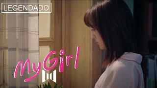 【Legendado PT-BR】 Meng Hui Descobre Quem Realmente Aquele Que A Feriu 🙁 My Girl 18