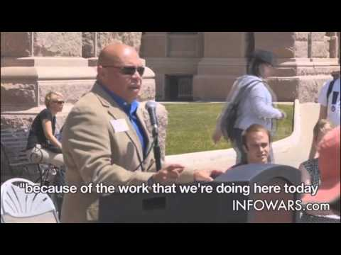 Austin City Councilman Mike Martinez Channels Adolf Hitler At Gun Control Rally
